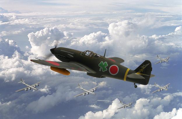 飛行第244戦隊 調布の空の勇士