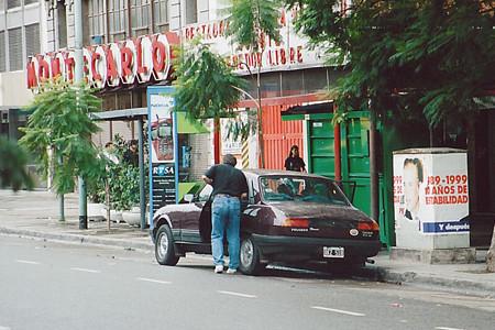 Peugeot 504SRX (marron)