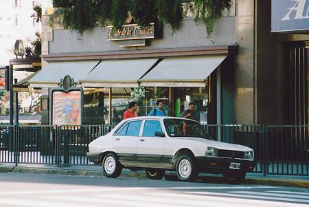 Peugeot 504SRX (blanco)