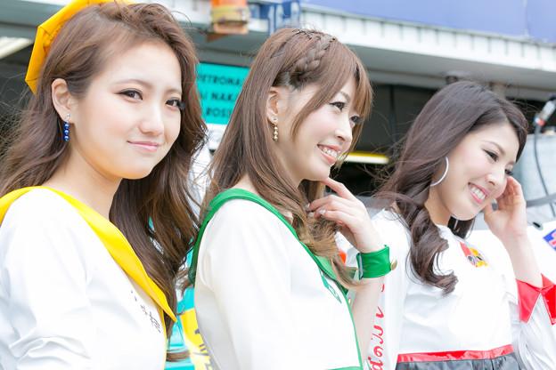 マツモトキヨシ RQ&バンテリン RQ&Jms GARAGE GIRLS