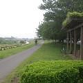 写真: 14050604_多摩川・休憩所