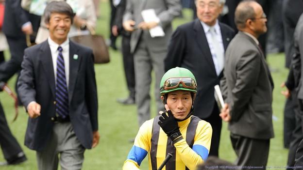 [140420中山11R皐月賞]相談役「藤沢先生は気楽なもんだよなぁ・・・」