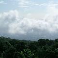 Photos: 厚い雲の間からチェンマイの町が見えますDSCN4761_R