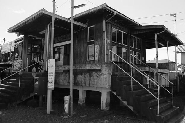 郷愁の駅舎1