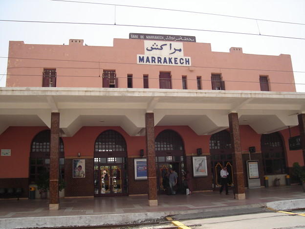 Marrakech station