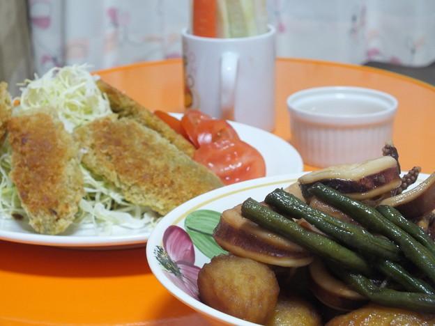 ぴょん亭の夕ご飯