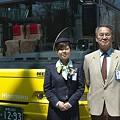 002 【ヴェガス】バスガイドもバスに乗車 by ホテルグリーンプラザ軽井沢