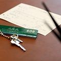 Photos: チェックインカード&ルームキーイメージ