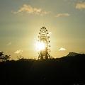 080 2009年元旦の初日の出 by ホテルグリーンプラザ軽井沢