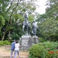 Photos: 39-高知 高知市 高知城 山内一豊の妻 碑-20001021-010