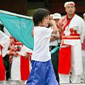 写真: 朝霞なるこ 人魚姫_大師よさこいフェスタ2008_28