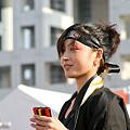 写真: 楓華~fuuka~ よさこい鳴子踊りチーム-13