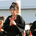 写真: 楓華~fuuka~ よさこい鳴子踊りチーム-06