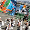 写真: 国士舞双_東京大マラソン祭り2008_16
