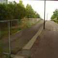 写真: 不可解な歩道の封鎖_城山2(修正)