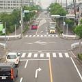 Photos: 桃花台交番前交差点