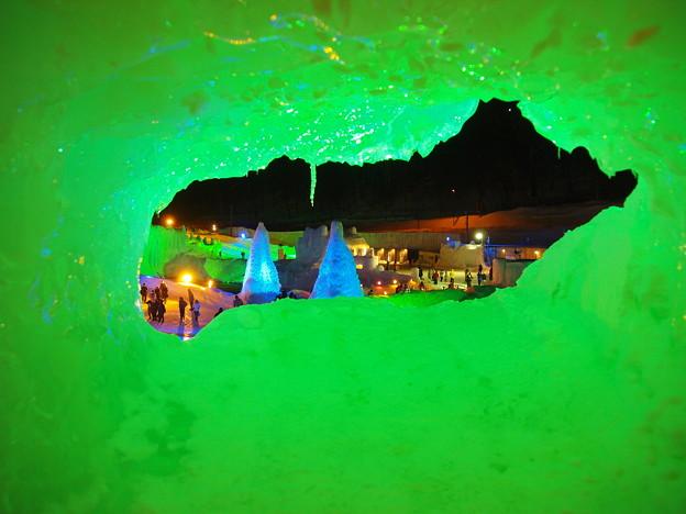 層雲峡_氷瀑祭り0009