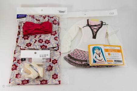 2014年6月新作ドレス発表会購入品1