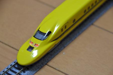 TOMIX JR 923形 ドクターイエロー (ライト点灯)
