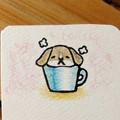 写真: Hanko_Inu_Cup_1