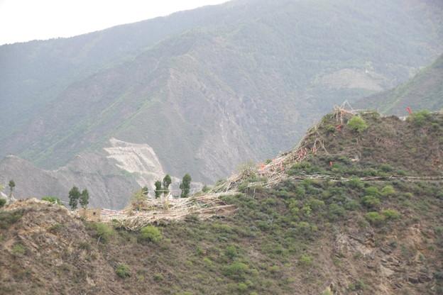 Photos: 聖なる山