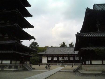 2007_05_02_カズの奈良ひとり旅_05_法隆寺