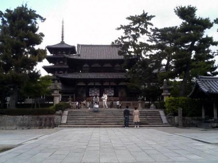 2007_05_02_カズの奈良ひとり旅_09_法隆寺