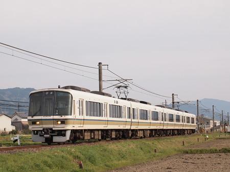 221系天理臨 桜井線櫟本~天理