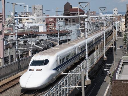 700系こだま 東海道本線京都~新大阪02