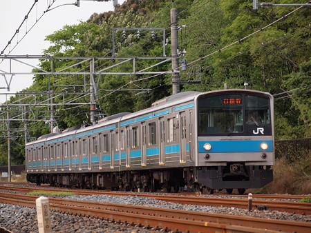 205系普通 阪和線杉本町~浅香