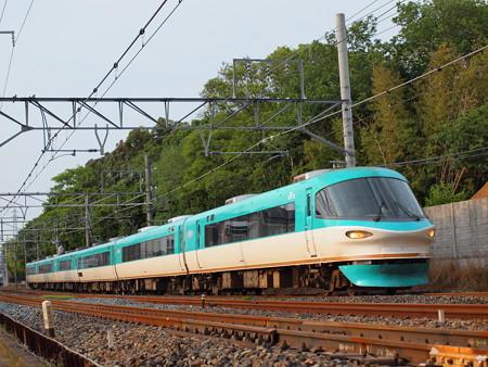 283系特急くろしお 阪和線杉本町~浅香