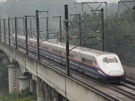 E2系やまびこ東北新幹線郡山~福島02