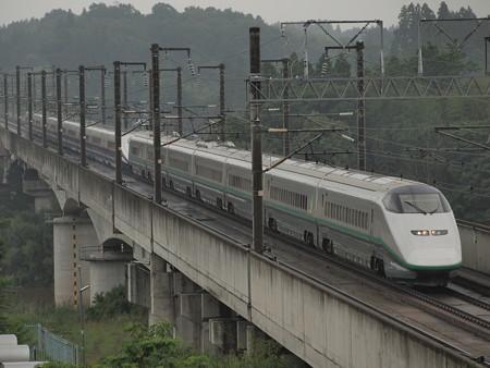 E3系・E2系つばさ・やまびこ東北新幹線郡山~福島01
