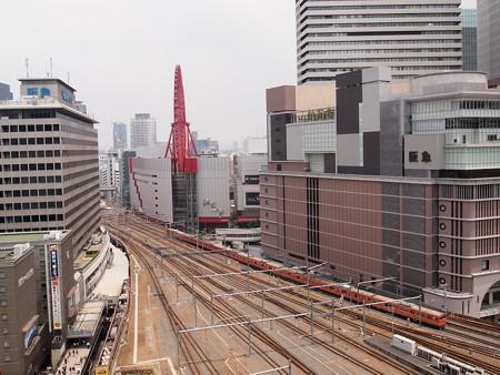 103系普通 大阪環状線大阪駅(ルクア)