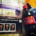 Photos: W杯迫るコーラと熱いボディ