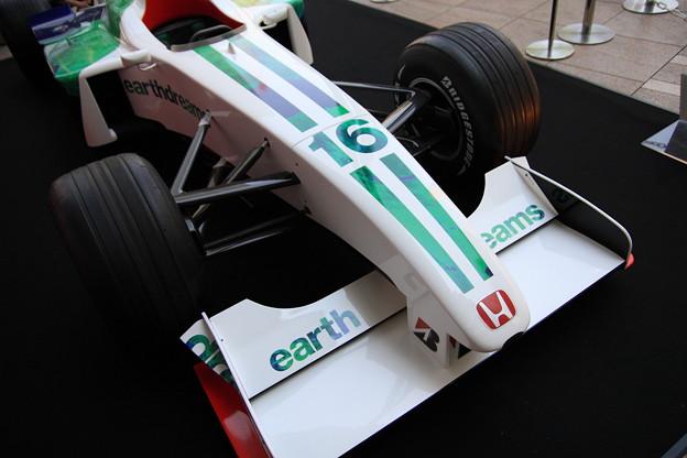 #16 Honda Racing F1 Team 3