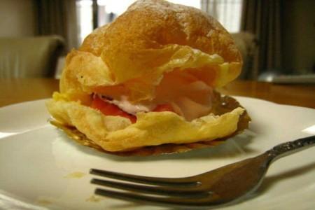 イチゴのパイシュー
