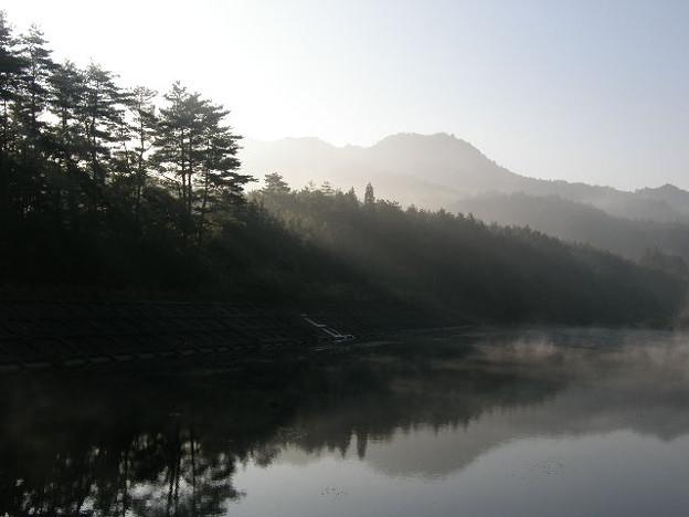 初秋・朝の風景