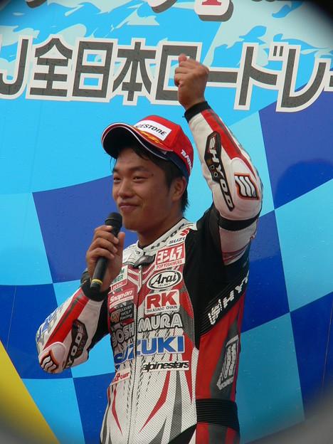 85 2013 12 津田 拓也 ヨシムラスズキレーシングチーム GSX_R1000 P1280031