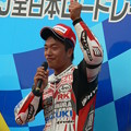 写真: 85 2013 12 津田 拓也 ヨシムラスズキレーシングチーム GSX_R1000 P1280031