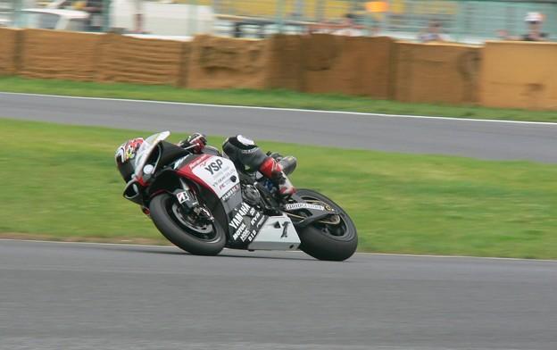写真: 59 2013 1 中須賀克行 Katsuyuki Nakasuga ヤマハYSPレーシングチーム YZF-R1 全日本ロードレース JSB1000 P1270653