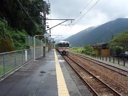 313系身延線(稲子駅)