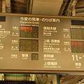 写真: 高崎駅案内板