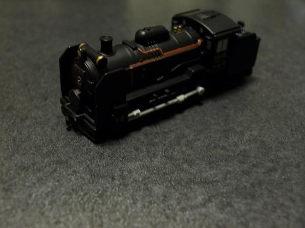 Photos: D51-498のチョロQ