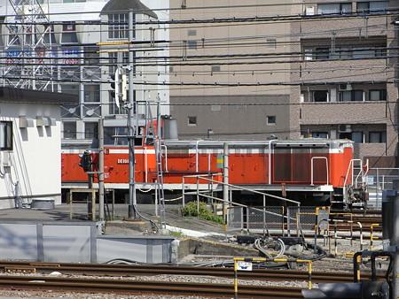 DE10(八王子駅)