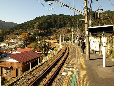 201系青梅線(川井駅)