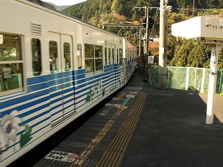 201系四季彩号(川井駅)