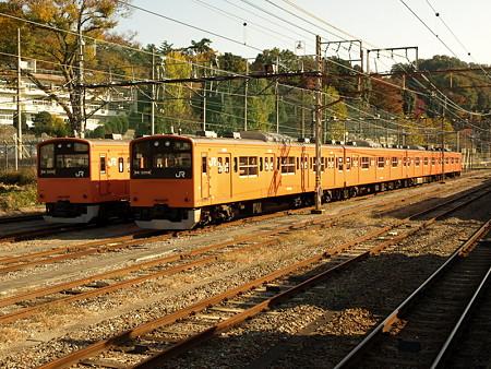 201系青梅線(青梅線)