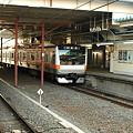 Photos: E233系中央線(拝島駅)