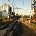 Photos: 指扇駅前踏切